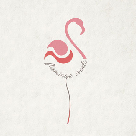 logo flamingo events