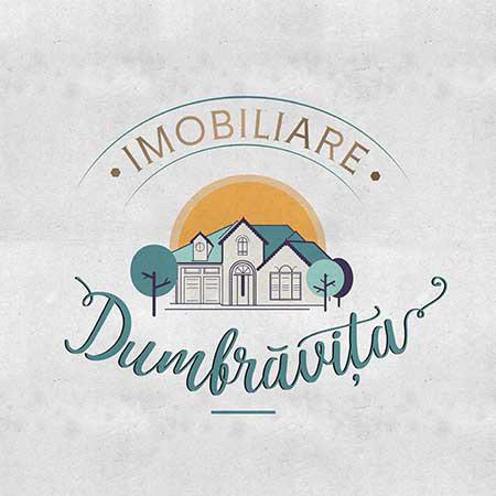 logo design imobiliare dumbravita