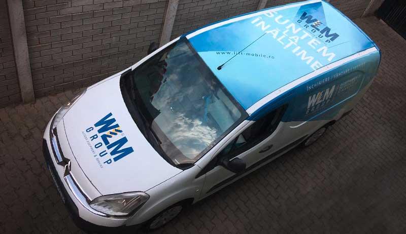 Premiera in domeniul inscriptionarii auto
